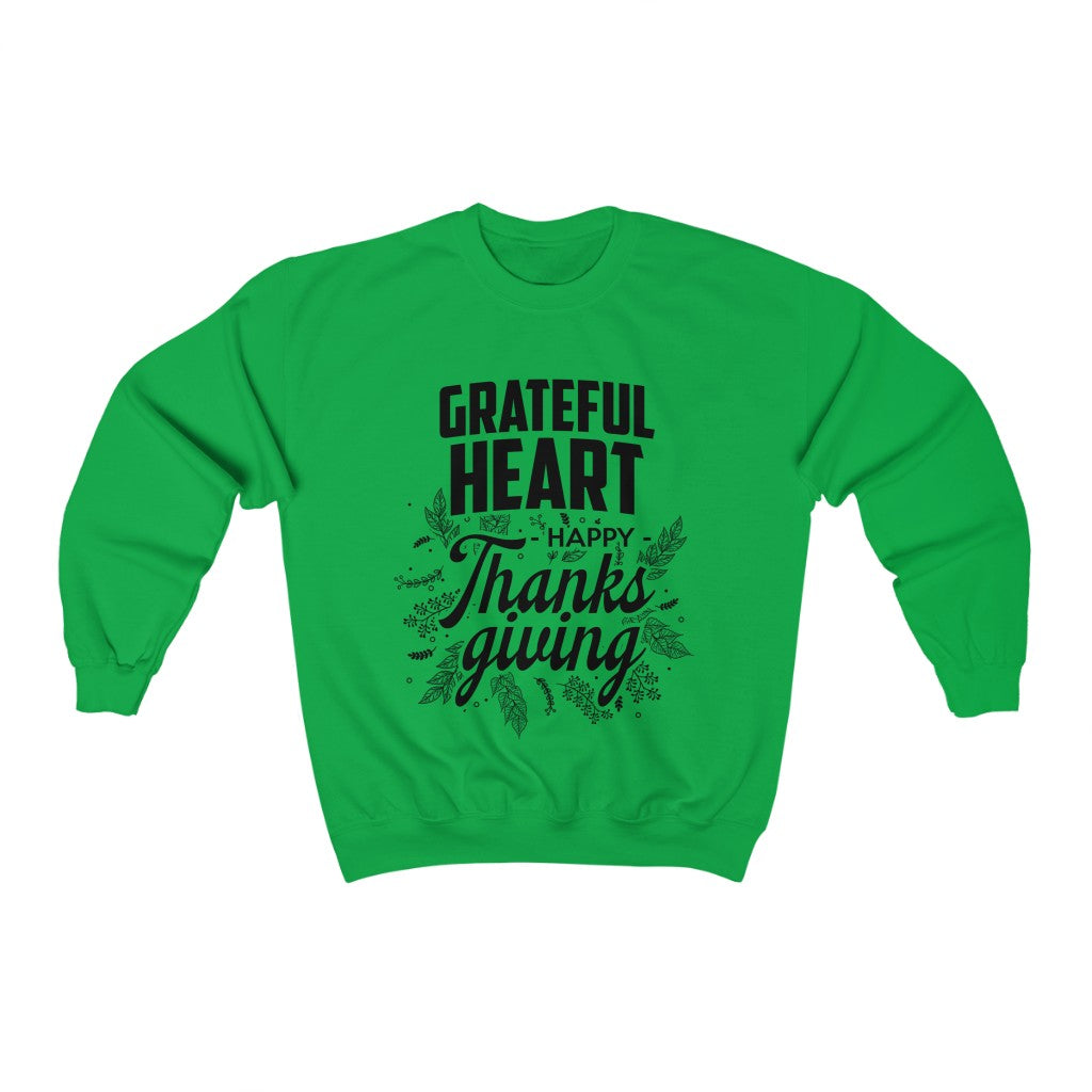 UNISEX THANKSGIVING Heavy Blend™ Crewneck Sweatshirt