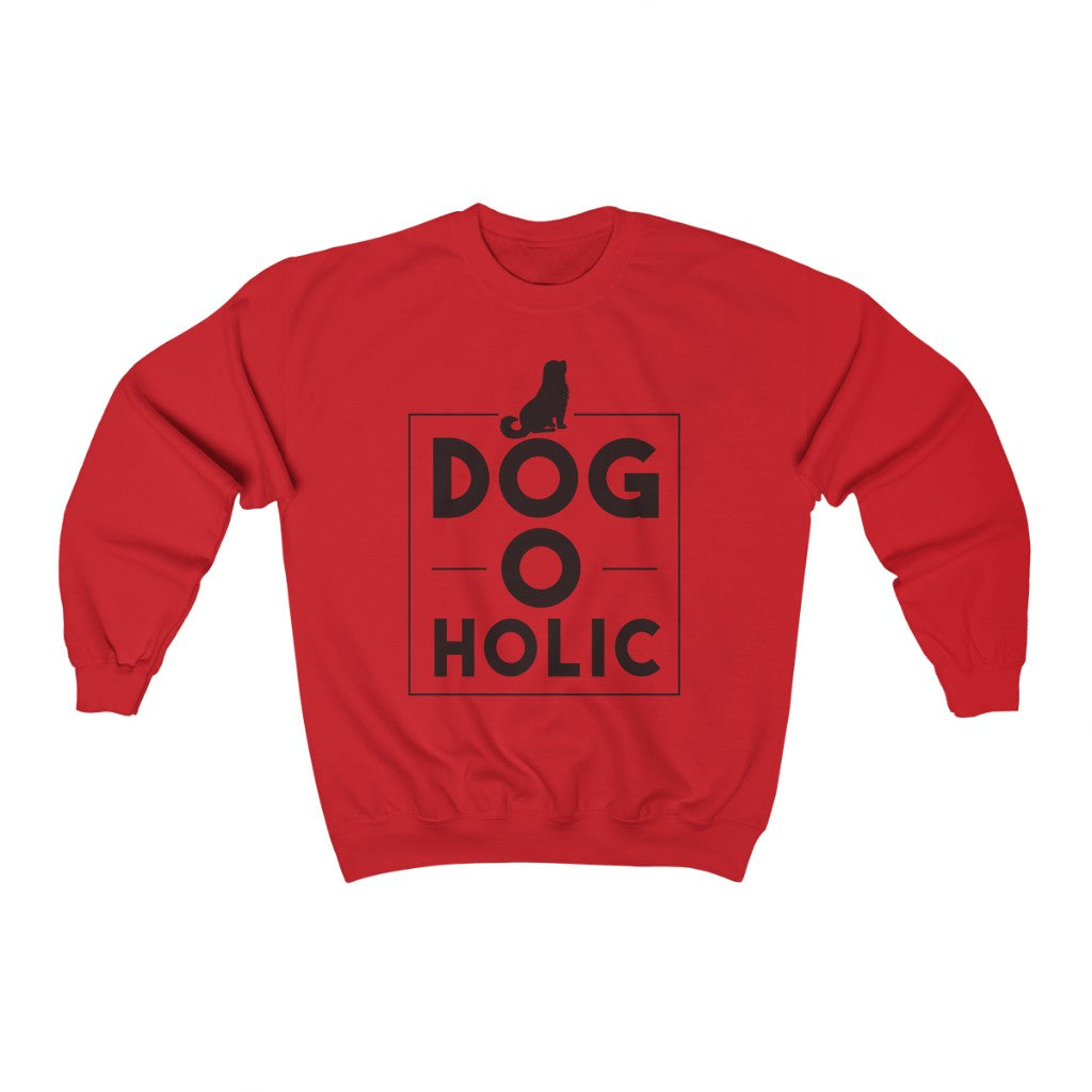 Unisex DOG LOVERS Heavy Blend™ Crewneck Sweatshirt