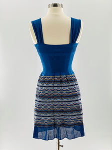 M Missoni Sleeveless Mini Dress, Size 4