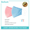 Biofresh RLMASK Ladies' Washable Anti-Microbial Face Mask 1 Piece