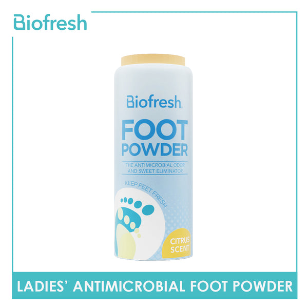 Biofresh BLFP01 Ladies Antimicrobial Foot Powder 1 pc