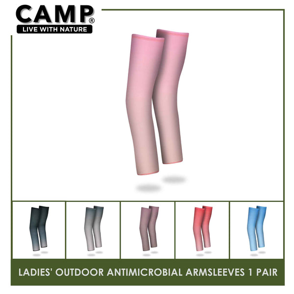 Camp Ladies' Antimicrobial Sublimated Armsleeves 1 piece CLAW1101