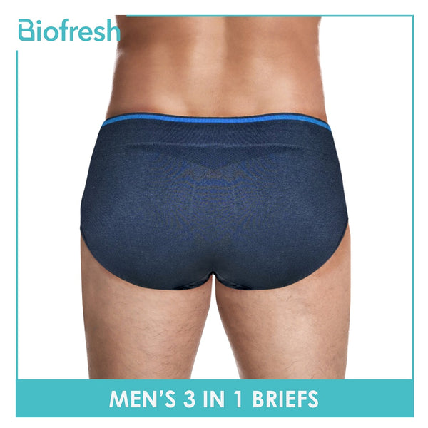 Biofresh UMBSG8 Men's Brief 3 pcs in a pack