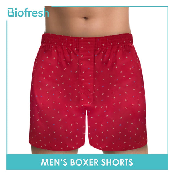 Biofresh UMBX0404 Men's Boxer Shorts 1 pc