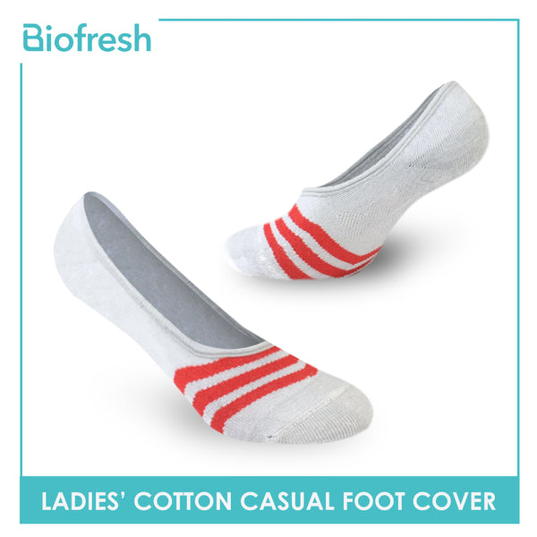Biofresh RLCF8 Ladies Cotton Casual Foot Cover