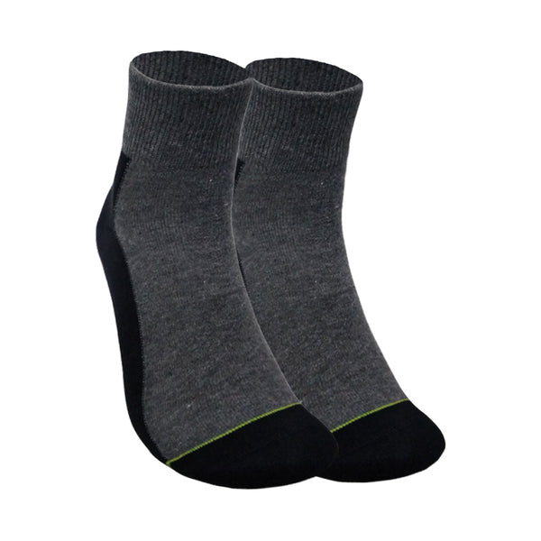 Green Tea Mini Crew Socks