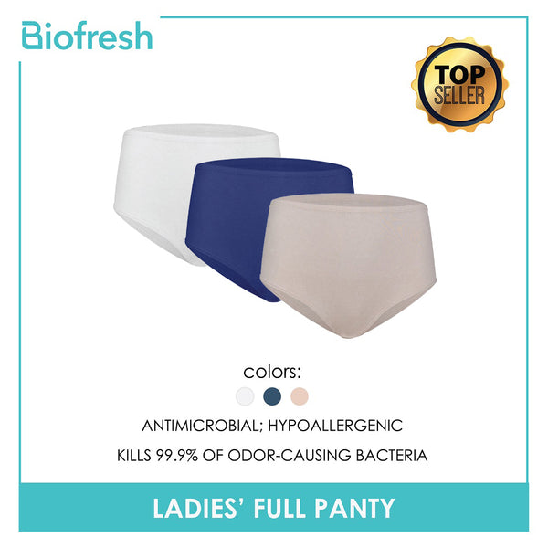 Biofresh ULPRG1 Ladies Full Panty 3 pairs in a pack