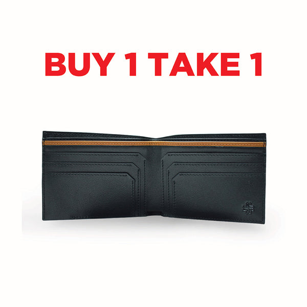 Burlington Leather Wallet