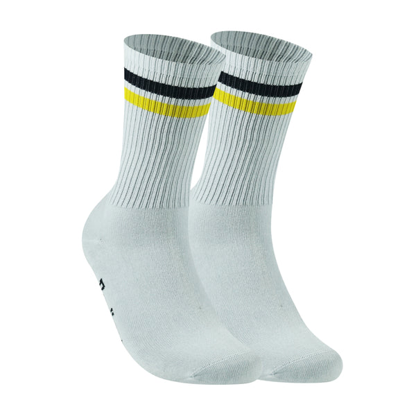 Retro Crew Length Socks