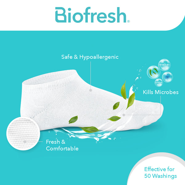 Biofresh RGCK47 Girls Cotton Crew Casual Socks