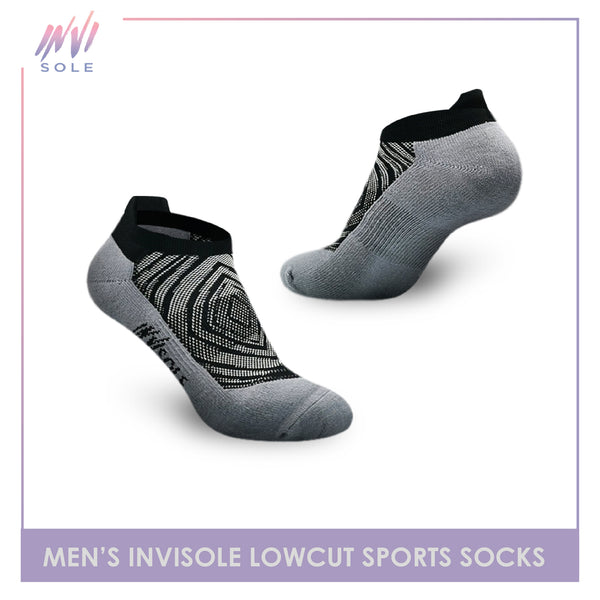 Burlington XMVS0102 Men's Invisole Low Cut Socks
