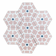 Load image into Gallery viewer, floor tiles- cement tiles uk-bathroom floor tiles- encaustic tiles- moroccan cement tiles UK-