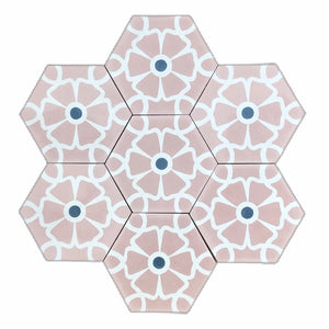 Ella (Cement Tile)-Black