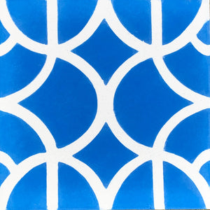 Lotus (Cement Floor Tile)