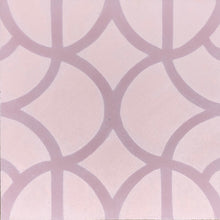 Load image into Gallery viewer, pink tile-floor tile-moroccan cement tiles uk - bathroom tiles-  moroccan cement tiles uk
