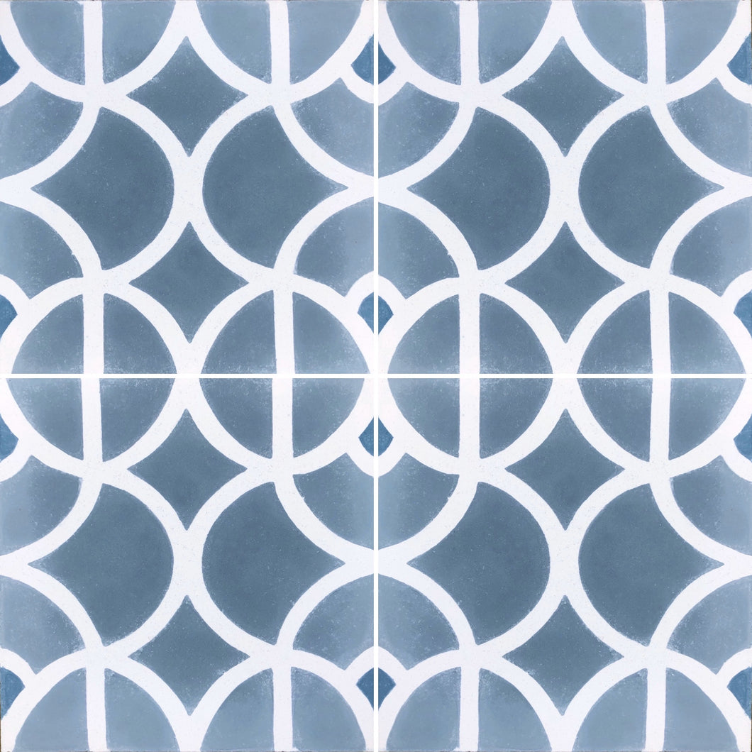 Lotus (cement tile)