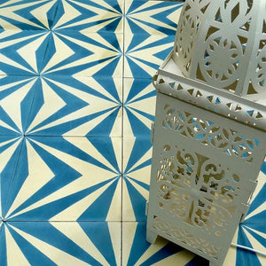 moroccan cement bathroom floor tiles-cement floor tiles uk