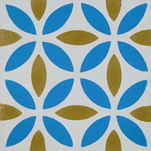 Load image into Gallery viewer, Oasis (Cement Tile) moroccan floor tile-kitchen floor tiles- Maria Starling Design