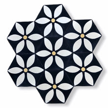 Load image into Gallery viewer, Petal- (cement tile)