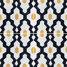Load image into Gallery viewer, encaustic cement tiles-patterned bathroom tiles-uk cement tiles-modern cement tiles uk