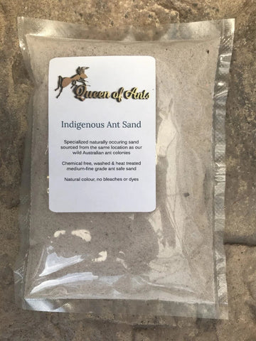 Indigenous Ant Sand