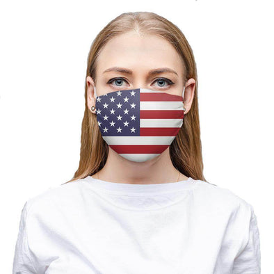 Hot Selling! US FLAG Protective Masks