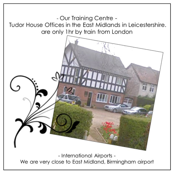 location tudor house offices of the bra fitting course