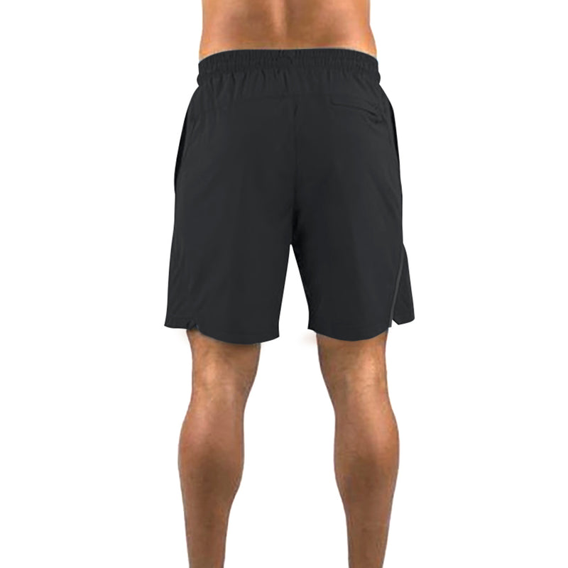 Kobrelms-Bottoms-Men's Athletic Shorts-Black / S
