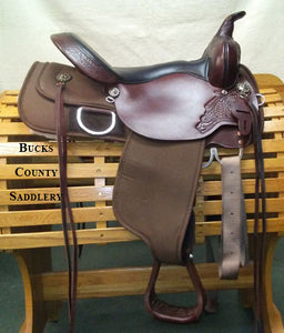 "16"" SQHB Circle Y High Horse Trail - OUT ON TRIAL - CALL STORE FOR AVAILABILITY"