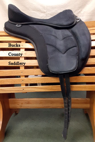 Sm/Med Treeless Soft Seat Endurance Saddle