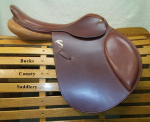 "18"" M Pessoa A/O Classic - NEW SADDLE, CLEARANCE PRICED"