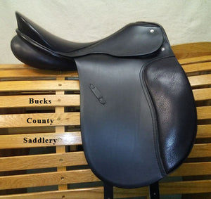 "17.5"" M Passier Relevant  - NEW SADDLE, CLEARANCE PRICED"