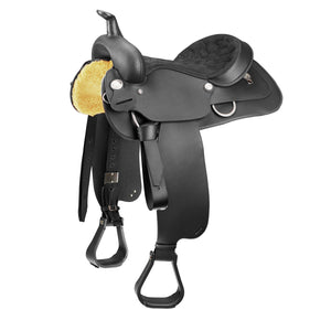 Wintec All Rounder Youth Saddle