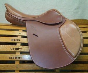 "16.5"" M Ashland Saut D'Or - NEW SADDLE, CLEARANCE PRICED"
