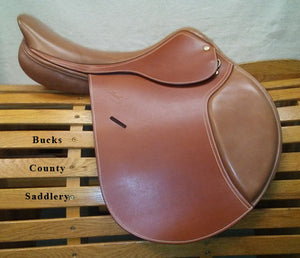 "17"" M Ashland Saut D'Or - NEW SADDLE, CLEARANCE PRICED"