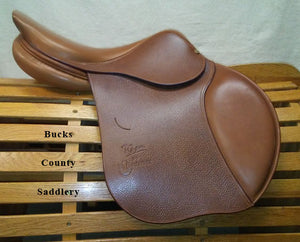 "17"" M DelGrange PJ Pro - NEW SADDLE, CLEARANCE PRICED"
