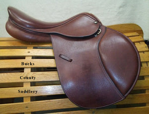 "16.5"" M Ovation Show Jumping - NEW SADDLE, CLEARANCE PRICED -"