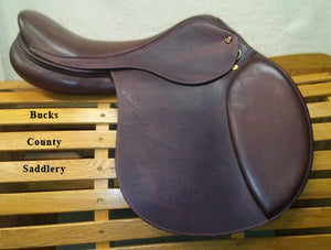 "17.5"" M Toulouse Annice Printed - NEW SADDLE, CLEARANCE PRICED"