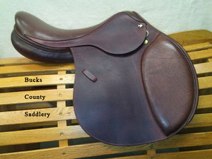 "16.5"" M Toulouse Annice Printed - NEW SADDLE, CLEARANCE PRICED"