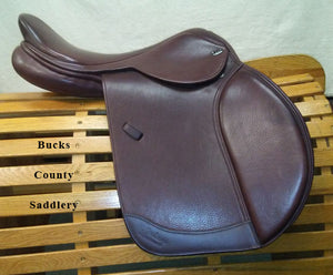 "17.5"" gen Toulouse Valeria - NEW SADDLE, CLEARANCE PRICED"