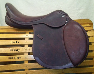 "17.5"" gen Toulouse Joelle -  NEW SADDLE, CLEARANCE PRICED"