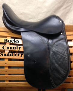"18"" M Dressage Saddle"