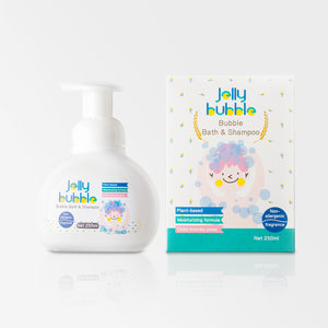 Jelly Bubble Bath & Shampoo