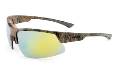 CAMO SUNGLASSES Z87.1 high impact sunglasses. Sunglasses built for the outdoor enthusiast, traveler, hunter and adventurer.