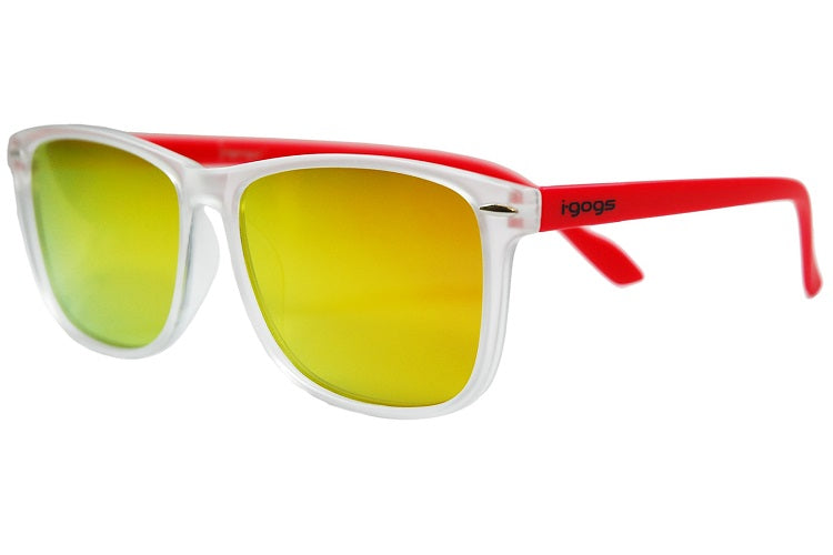Affordable Fun Sunglasses. Fresh New Sunnies In-Style With Their Flat Lenses And Exceptional Color Options