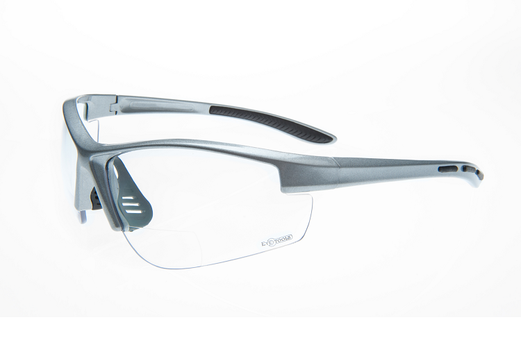 Bifocal Shooting Safety Glasses