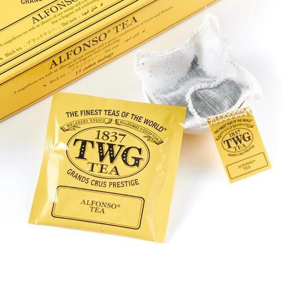 Alfonso Cotton Teabags (200 Teabags)