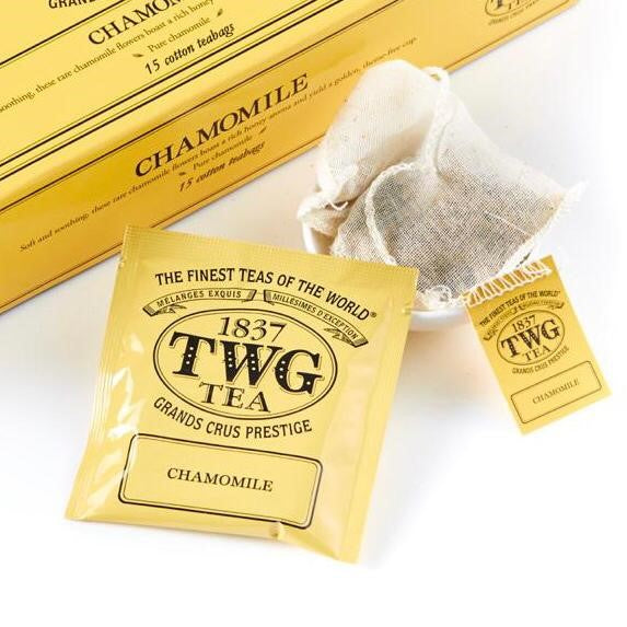 Chamomile Cotton Teabags (200 Teabags)