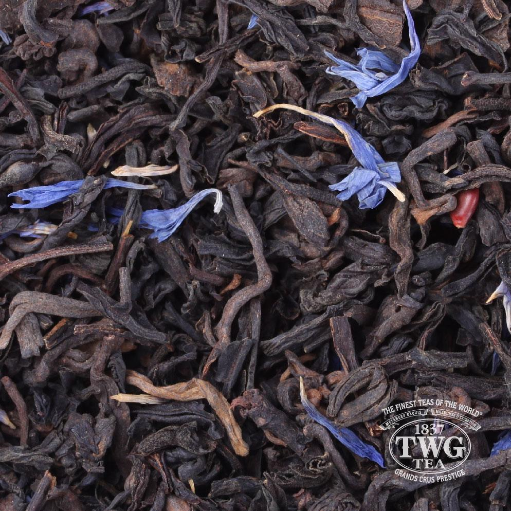 TWG Tea Loose Leaf Earl Grey Pu Erh Tea