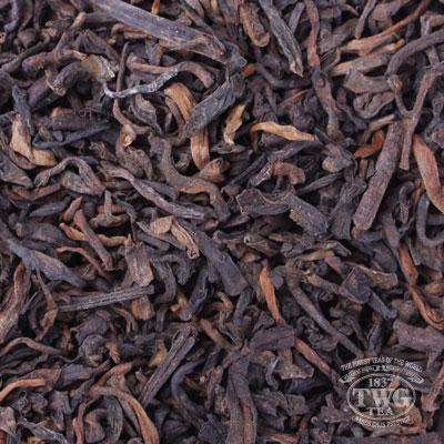 TWG Tea Loose Leaf Emperor Pu Erh Tea